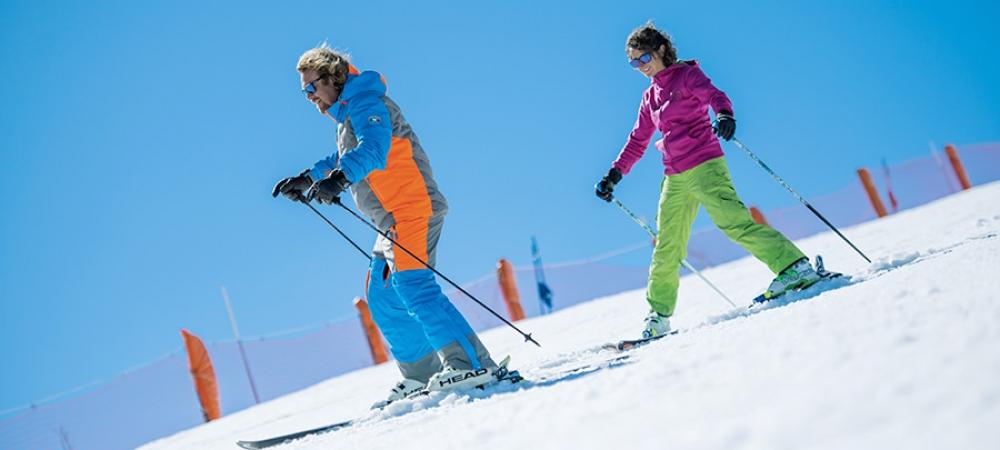 Lezioni di sci individuali